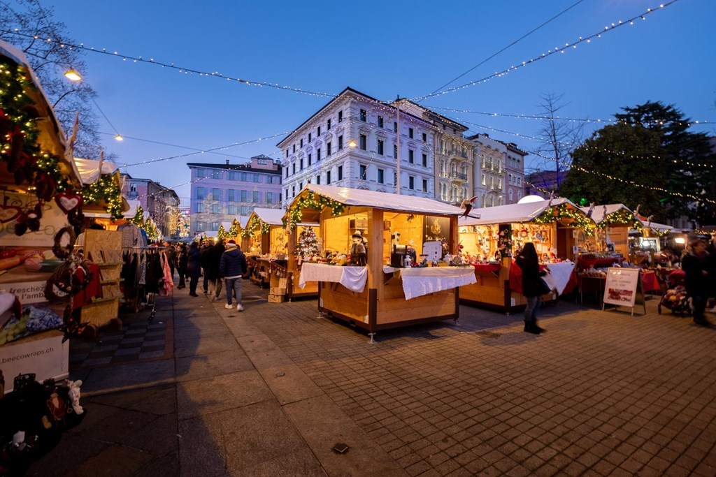 Christmas Markets And Chocolate Workshop 2 Lugano Region