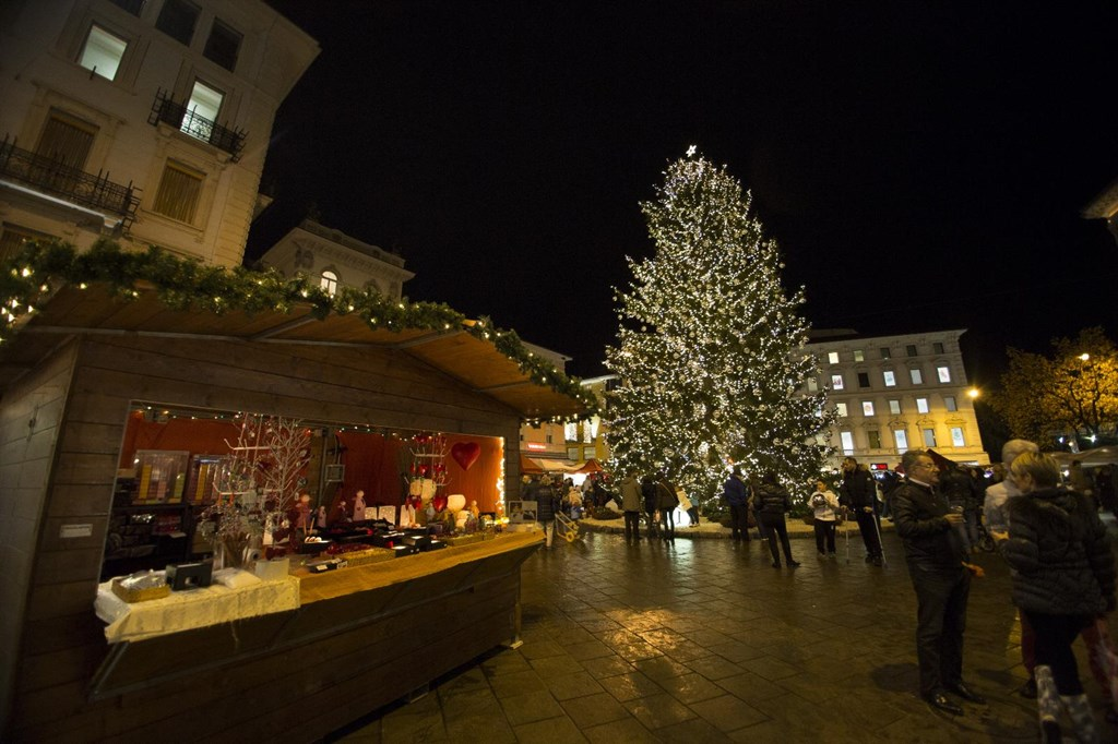Christmas is in the air Lugano - City Tour