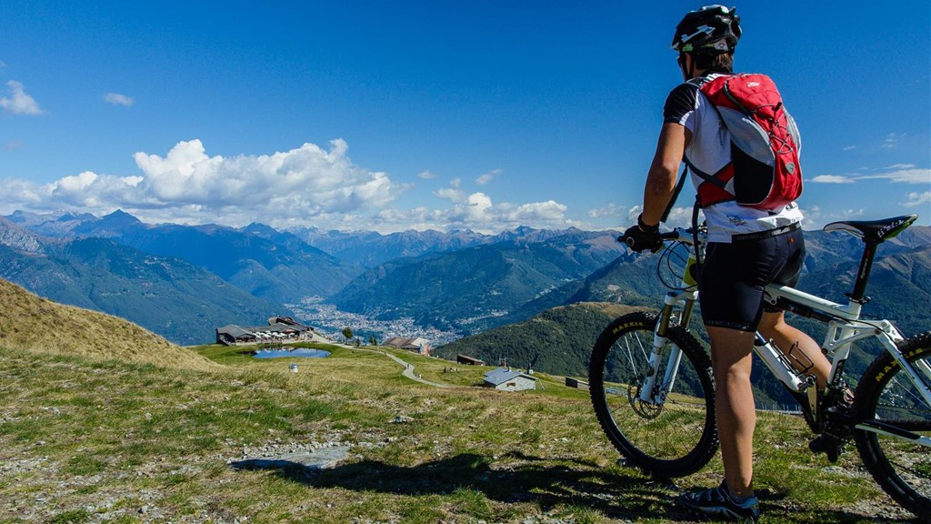 Monte Tamaro, Mountain Bike