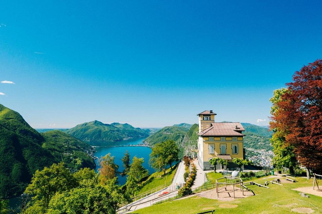 Lugano Monte Brè, Guided excursion