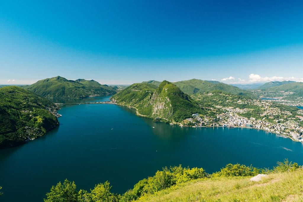 Lake of Lugano