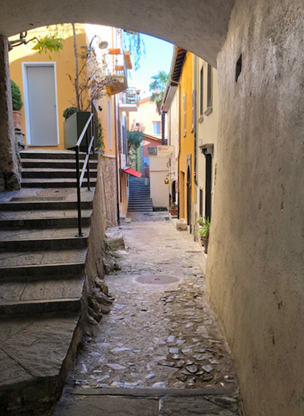 Guided Walks to Gandria