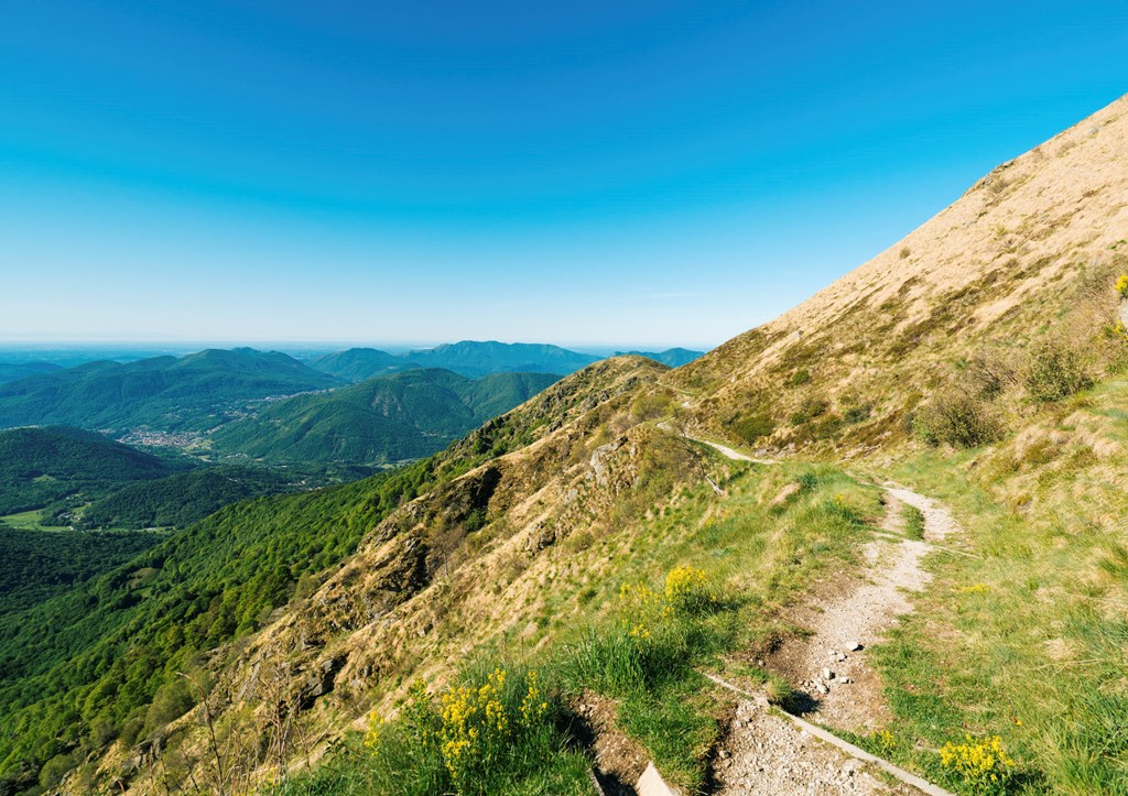 On the way of alpine pastures: Nr.1 Monte Lema - Alpe di Cima Pianca