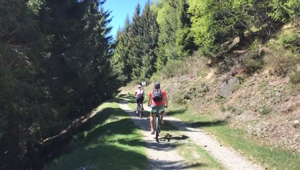 Green Trails E Mtb Offline Tour