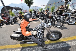 Swiss Harley Days European H.O.G. Rally 2017