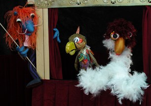 International Puppets Festival in Lugano
