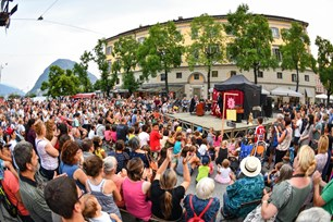 CANCELLED: Lugano Buskers Festival