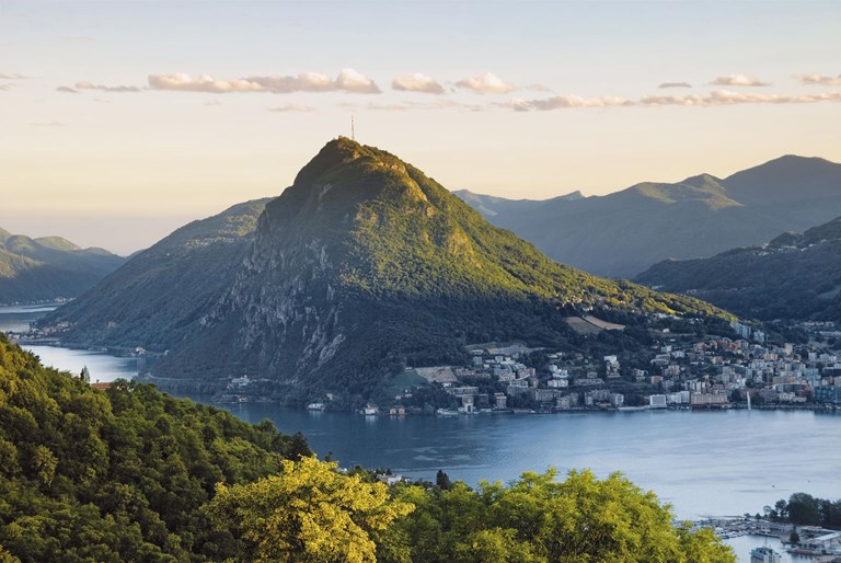 Monte San Salvatore Nature Trail