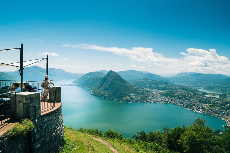 Lugano Region - Taste the Hike