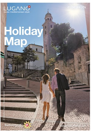 Maps Guides Lugano Region