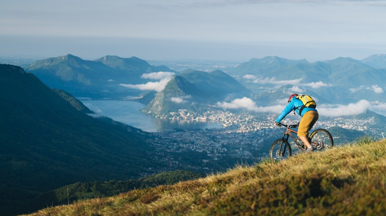 Sport and leisure activities in Lugano Region