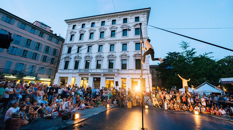 Festivals and events in Lugano Region