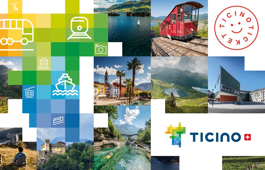 Accommodations, Ticino Ticket discounts in the Region
