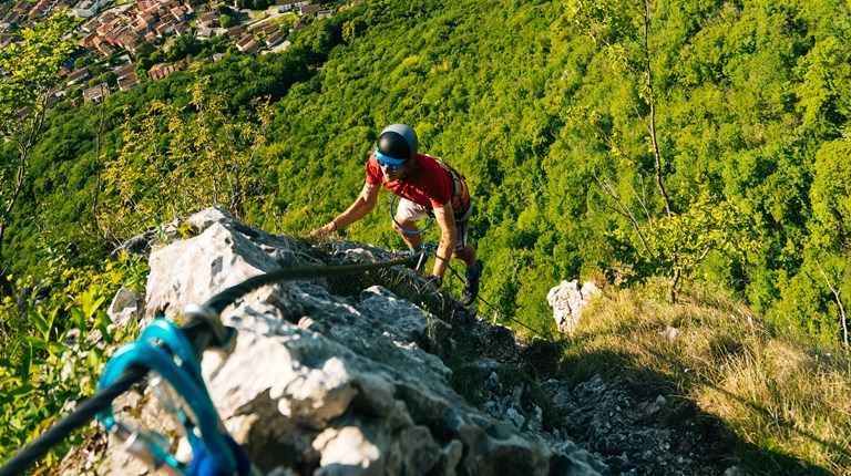 Sport and leisure, Climbing