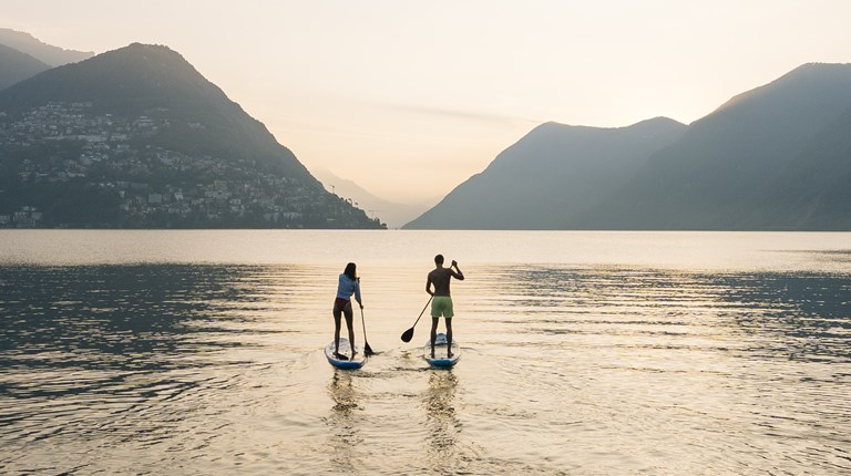 Sport, Stand Up Paddle