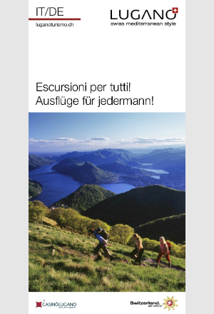 Lugano: excursions for everyone!