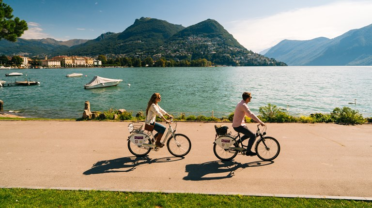 Travel essentials, How to get around Lugano Region