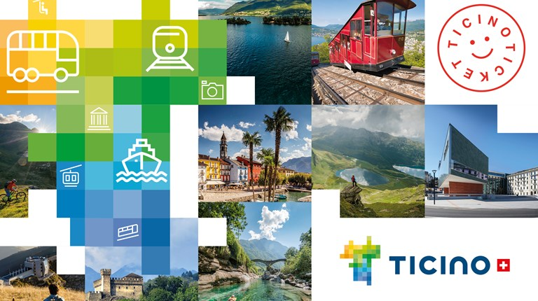 Travel essentials, Ticino Ticket discounts on transport and activities in the Region