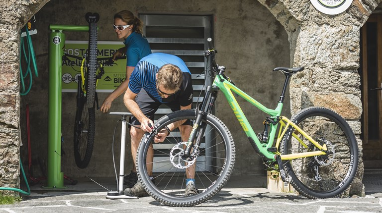 Lugano by Bike, MTB Rentals in the Region