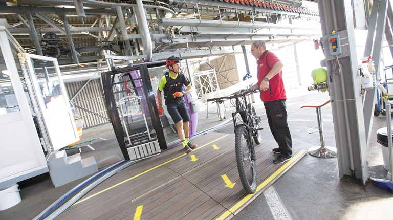 Lugano by Bike, Transporting bikes on public transports
