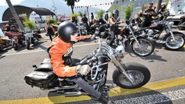 Swiss Harley Day 1