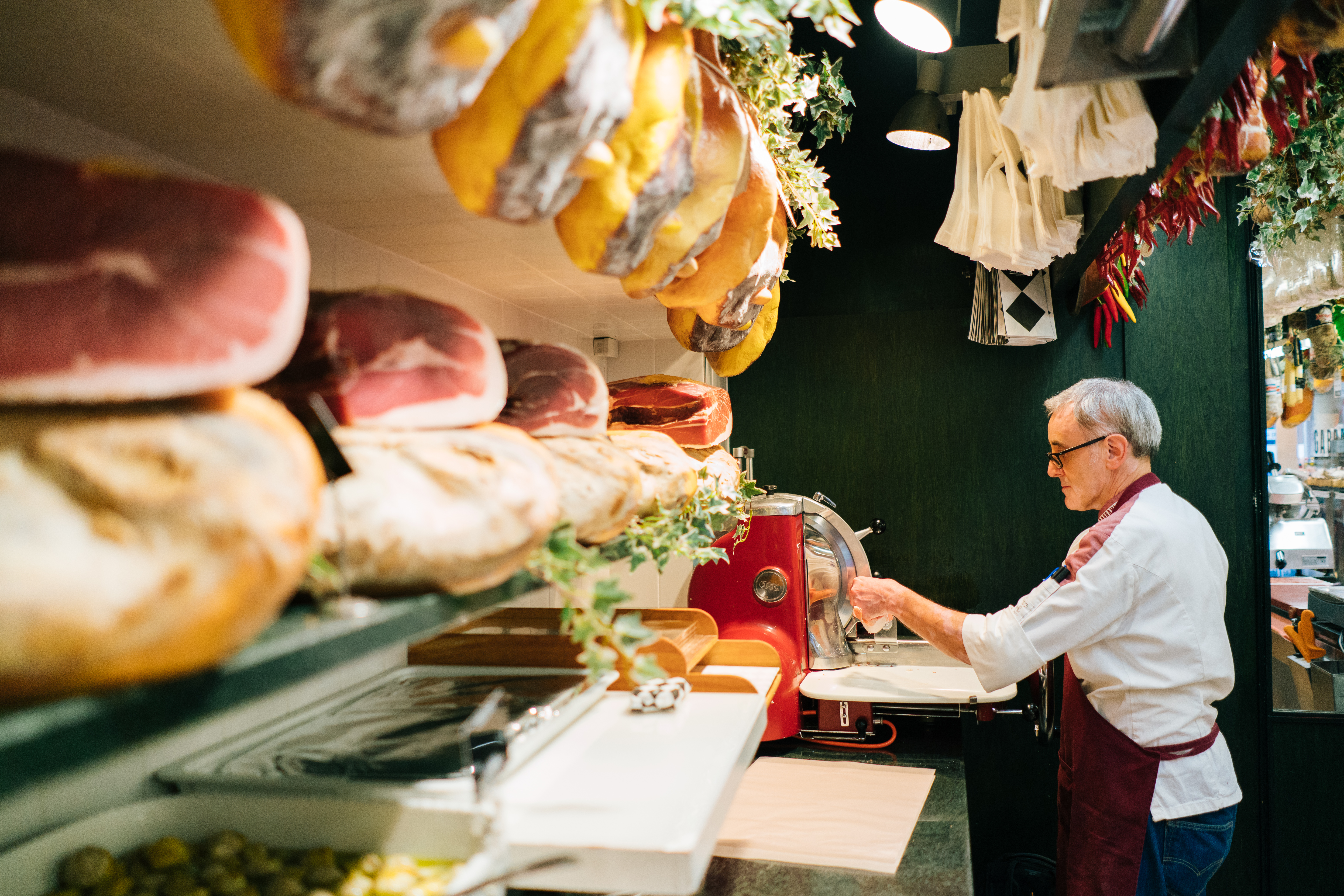 Local products, Cold cuts and meats of the Region