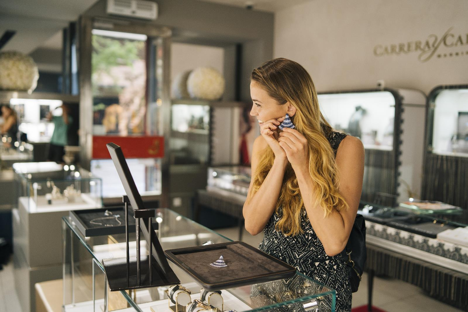 Shopping and lifestyle, Jewellery shops in the region
