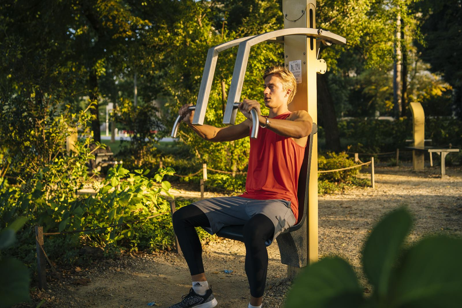 Sport and leisure, Outdoor gym
