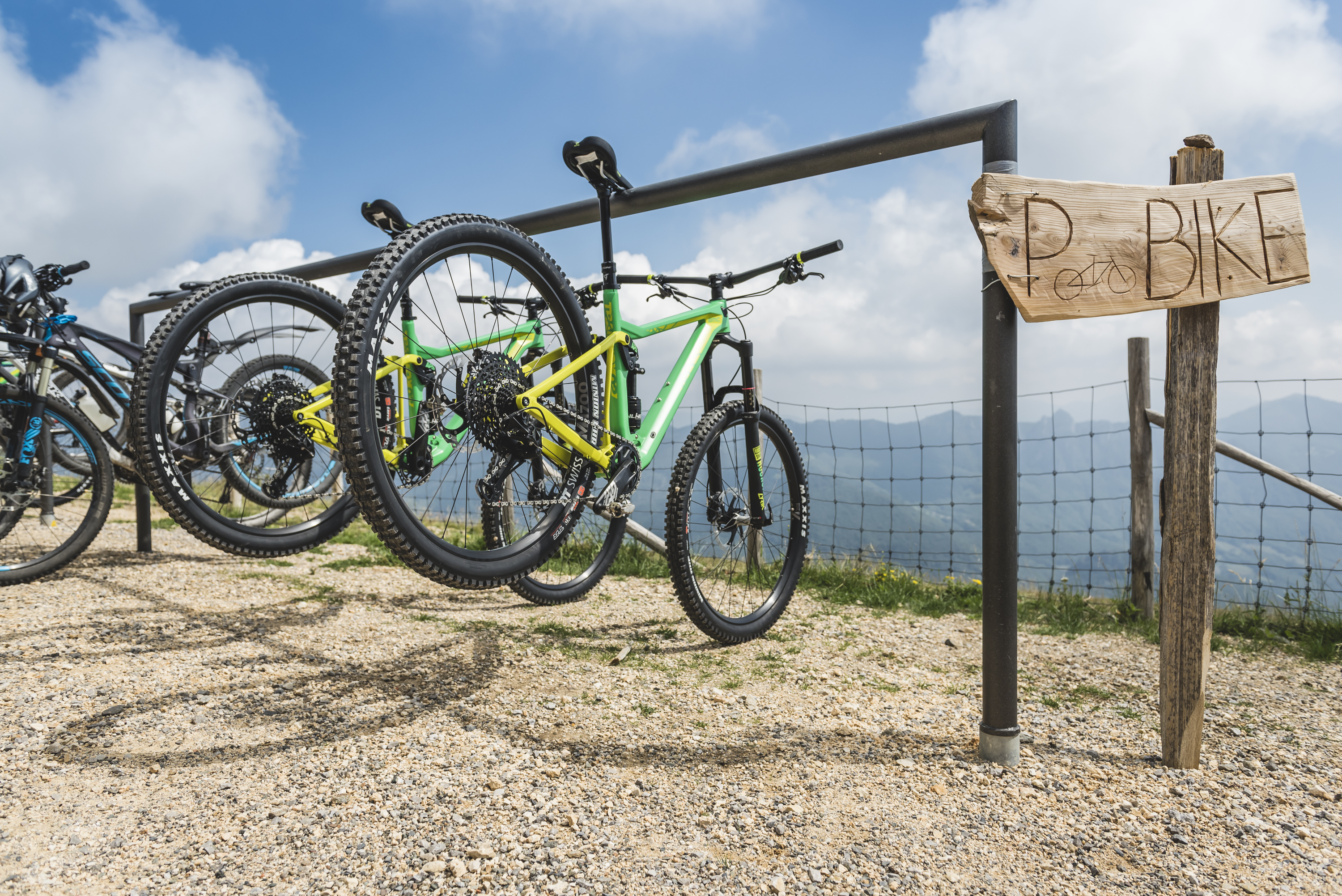 Mountain Biking, Bike friendly accommodations © Switzerland Tourism