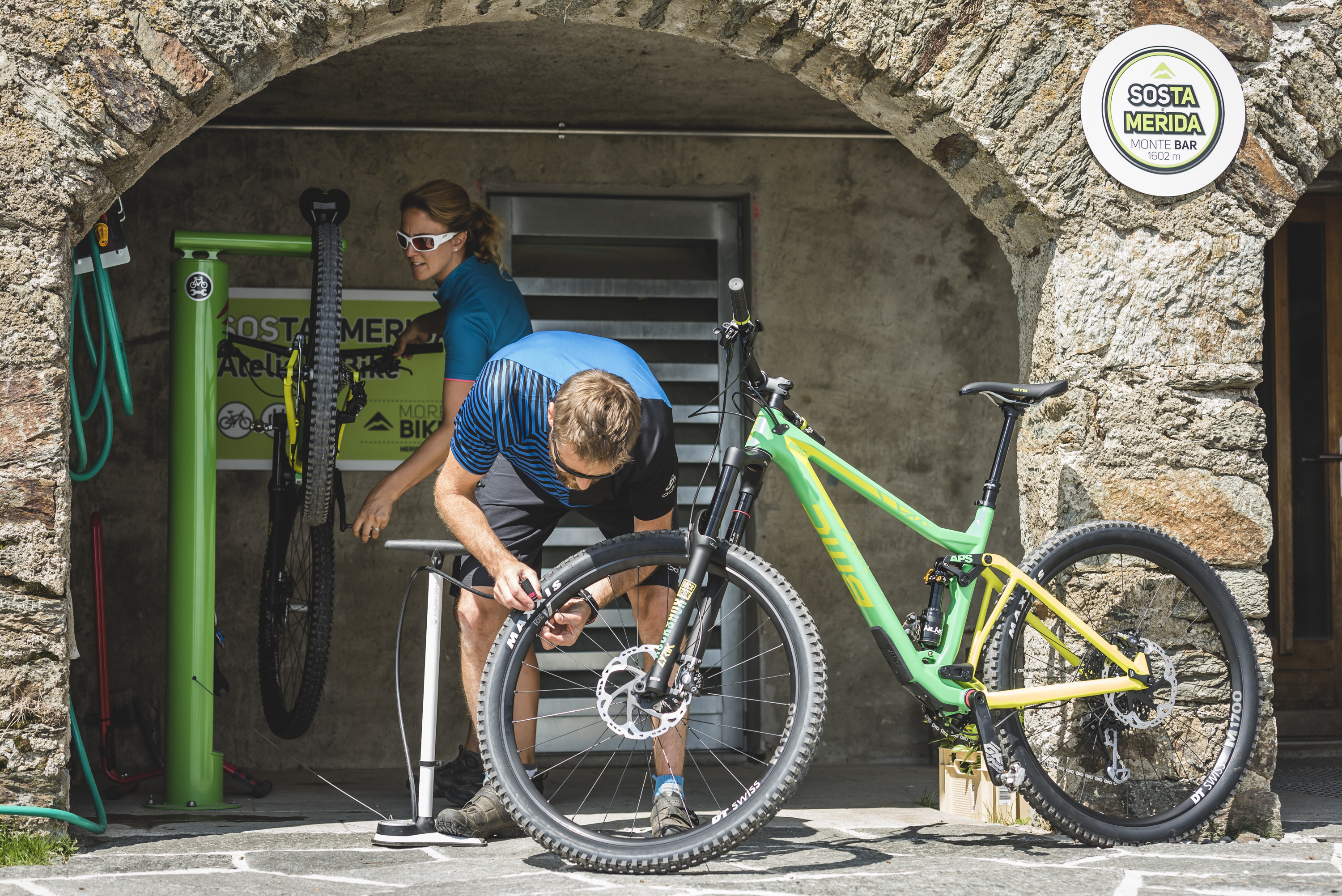 Mountain Biking, MTB Rental © Switzerland Tourism