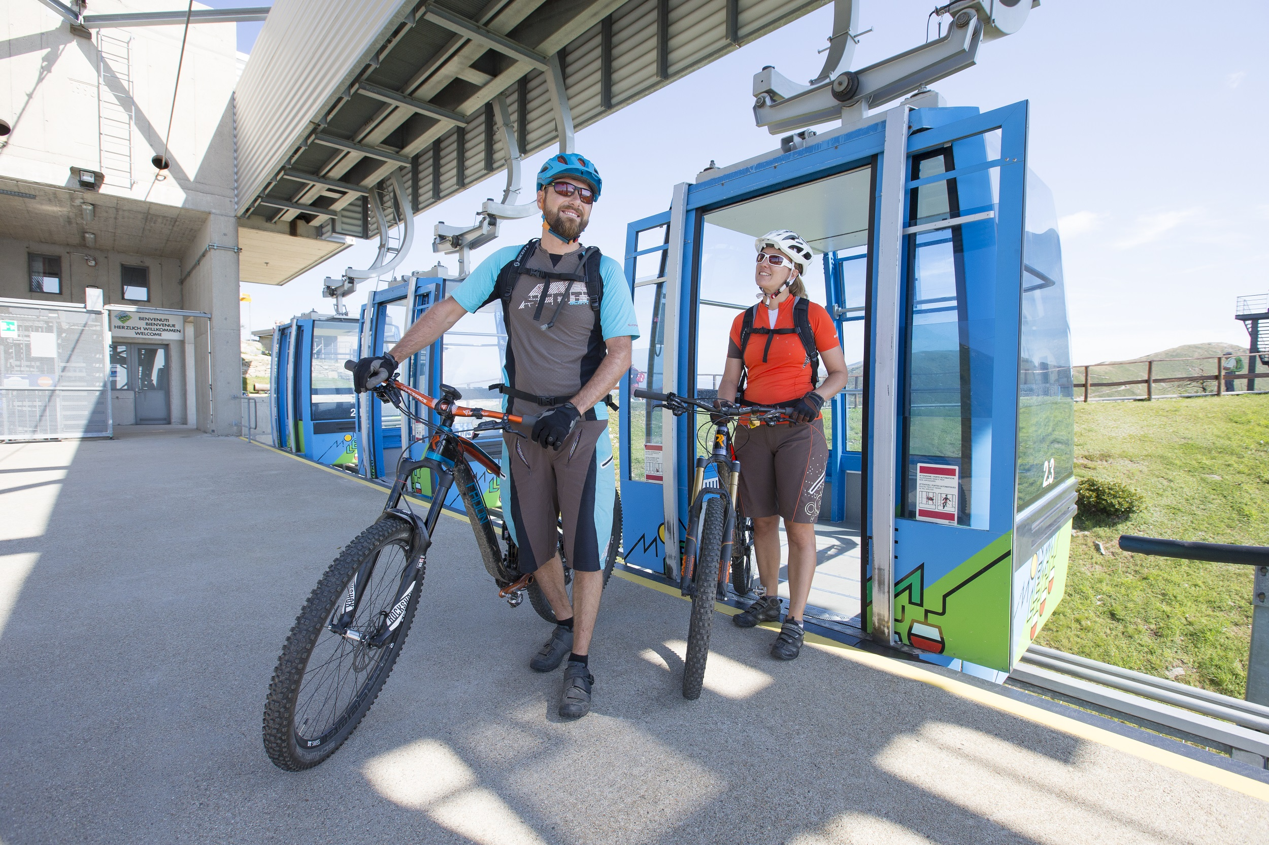 Mountain Biking, Transport MTB with public transports