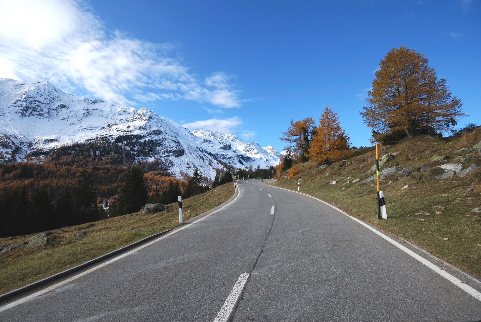 All roads lead to Ticino