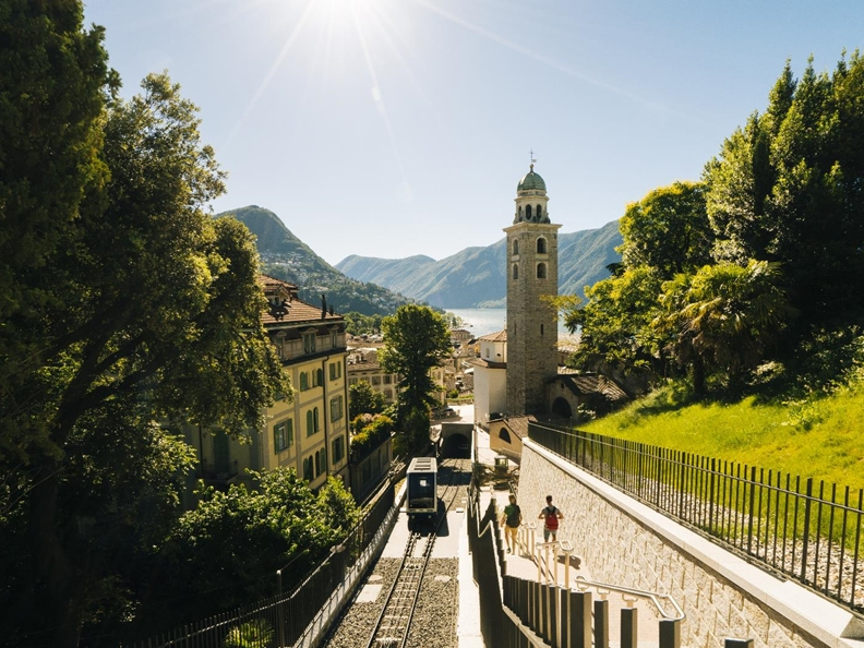 Lugano - Guided City Walk