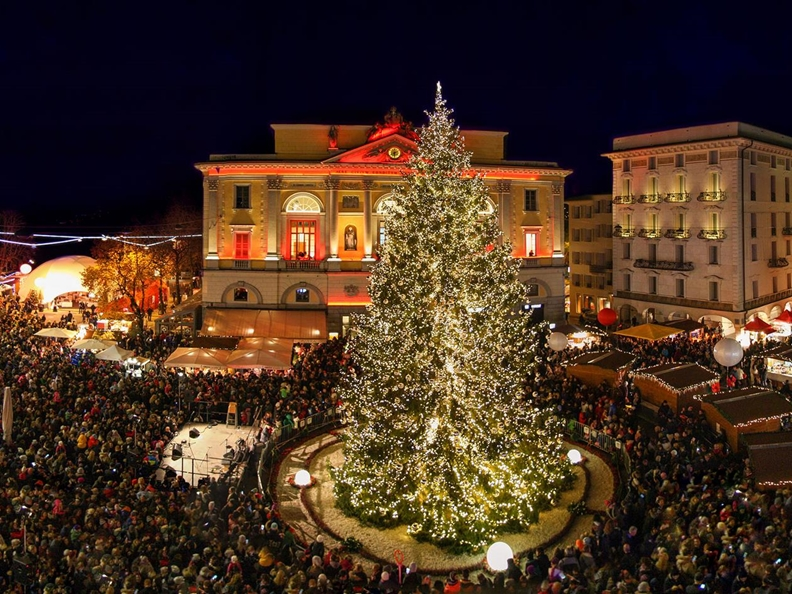 Christmas is in the air – Lugano City Tour